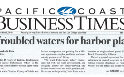 Troubled Waters for Harbor Plan