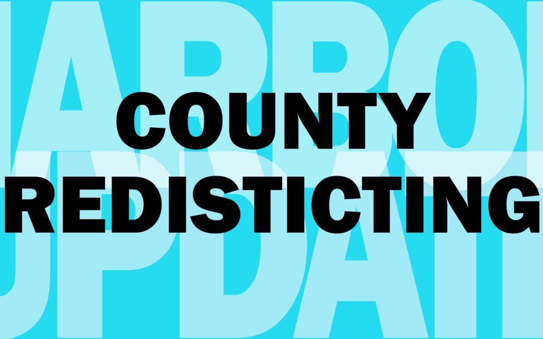 Ventura County Redistricting 2021